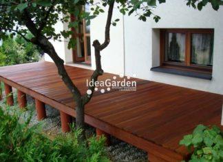 Urządzamy ogród z przydomowym tarasem