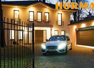 Bezpieczny i wygodny dom z produktami Hörmann