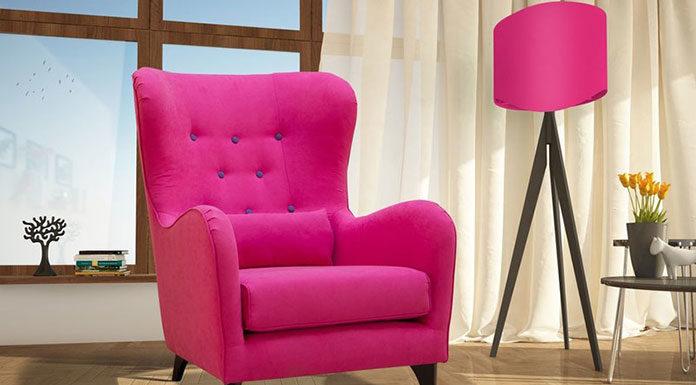 Jaki wybrać fotel w stylu glamour?