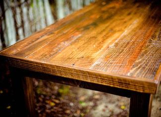 Praktyczny stół do jadalni