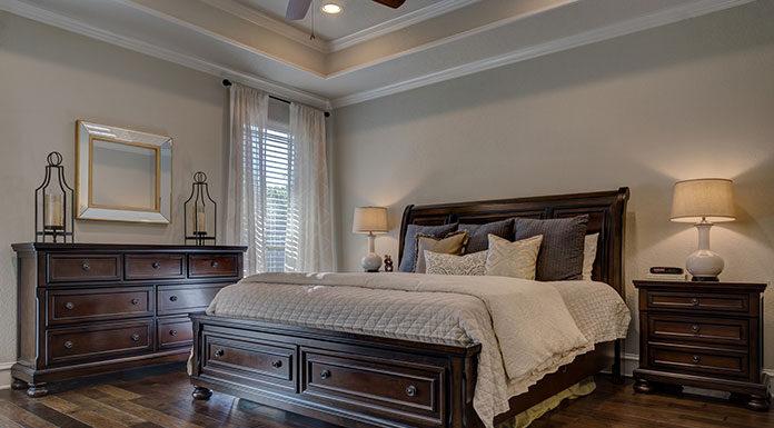 lampy wiszącej do sypialni